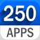 250のアプリがひとつに : 一括アプリ2